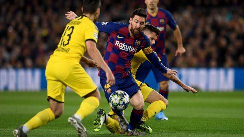 Barcelona – Borussia Dortmund: Partido de hoy de la Champions League, en directo