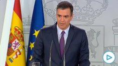 Pedro Sánchez el pasado mes de julio: «El PSOE de Navarra y el PSOE tenemos la misma posición, y es que con Bildu no se acuerda nada».
