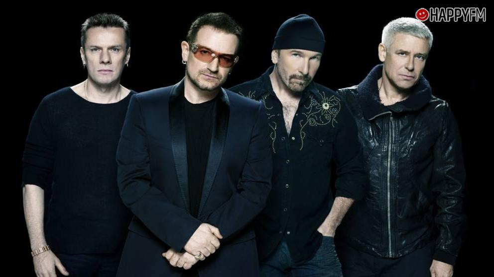 Los irlandeses U2