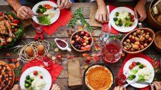 Menú vegetariano para celebrar el Día de Acción de Gracias 2019
