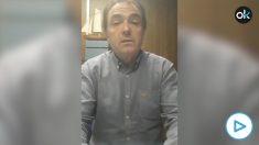 Santiago Espot llama a «no tener compasión» de los españoles.