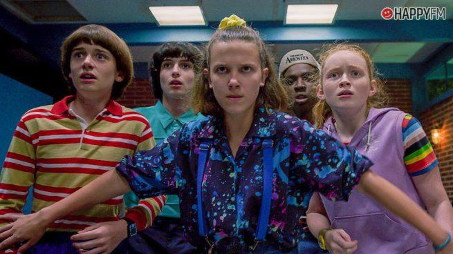 'Stranger Things': Esta serie ha conseguido batir todos sus récords