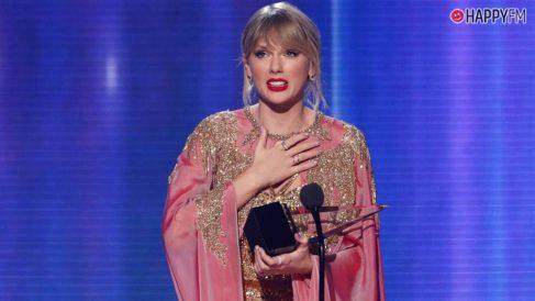 Taylor Swift en los AMAs