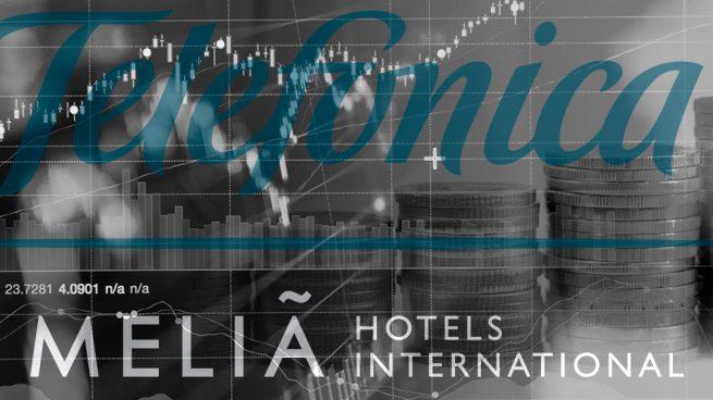 Telefónica y Meliá entre las acciones del Ibex más atractivas para comprar en el Black Friday