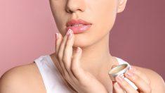 Los labios se resecan con mucha facilidad si no los cuidas