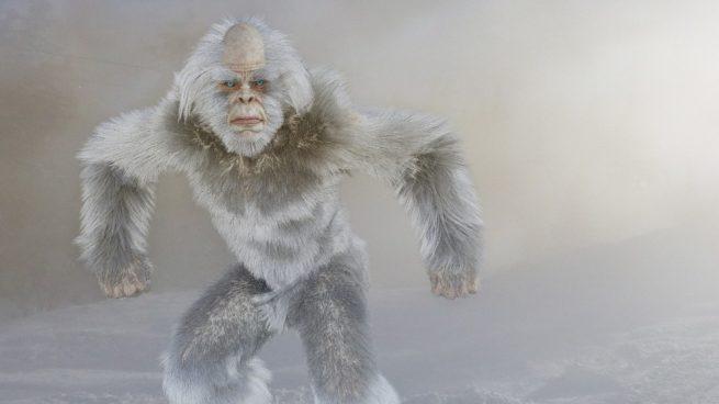 El hombre de las nieves
