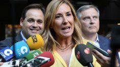 Ana Beltrán, vicesecretaria de Organización del PP y presidenta del PP de Navarra. (Ep)