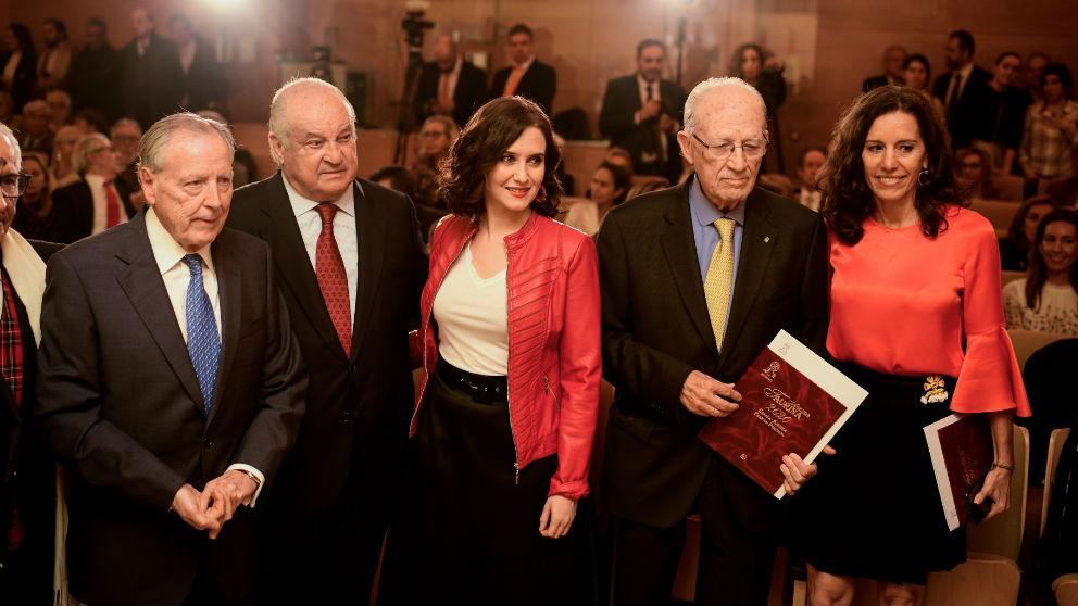 La presidenta de la Comunidad de Madrid, Isabel Díaz Ayuso, se ha erigido en defensora de la Tauromaquia. (Ep)