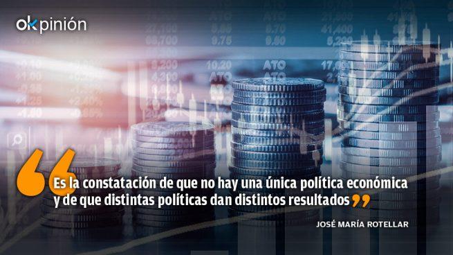 Madrid: distintas políticas dan distintos resultados