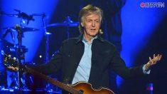 Paul McCartney dará un único concierto en España