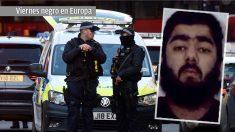 Usman Khan, autor del atentado en el Puente de Londres.