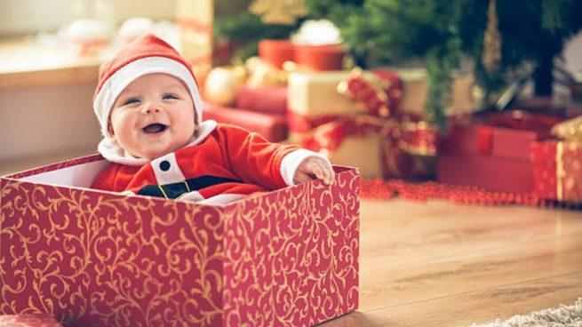Regalos Para Bebe Un Ano.Ideas De Regalos De Navidad Para Bebes Y Ninos Pequenos