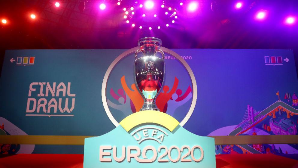 España ya conoce a sus rivales en el sorteo de la Eurocopa 2020. (Getty)