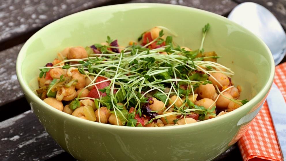 Las legumbres son saludables y beneficiosas para nuestro organismo