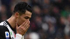 Cristiano Ronaldo se queda fuera de los tres primeros en el Balón de Oro 2019 (AFP).