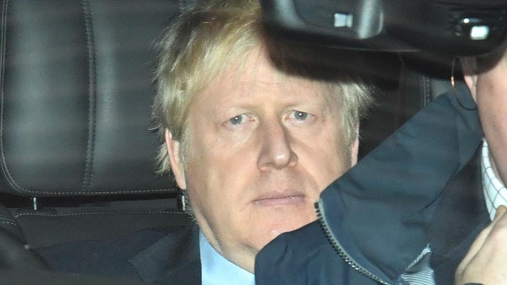 El primer ministro británico, Boris Jonhson. (Afp)