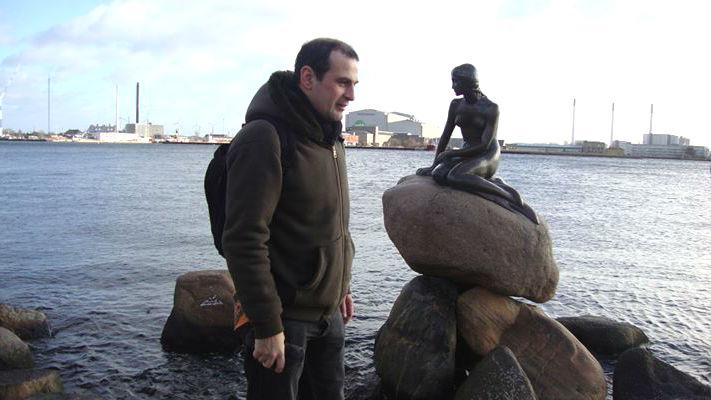 El fundador y consejero delegado de la agencia de valores Q-Renta, Jordi Martí Taulé.