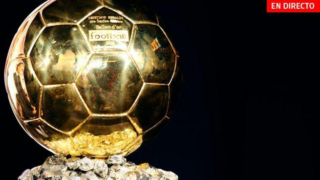Leo Messi ganador de su sexto Balón de Oro, en directo