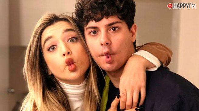Alfred García y Lola Índigo, de nuevo cómplices sobre un escenario