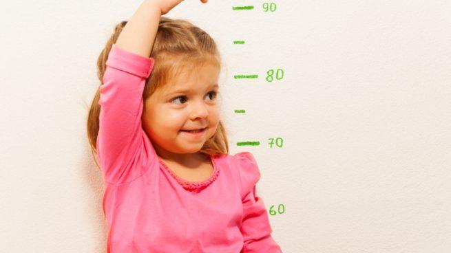 Cuándo se define la altura de los niños