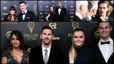 Las mejores imágenes de la alfombra roja de la gala del Balón de Oro 2019. (AFP)