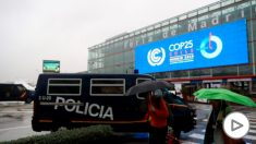 La Cumbre del Clima en Madrid. Foto: EP