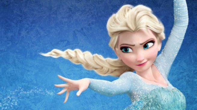 La reina del hielo está inspirada en el personaje principal de La Reina de las Nieves, de Hans Christian Andersen.
