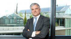 El presidente de CEIM, Miguel Garrido.