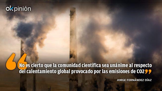 El dogma climático