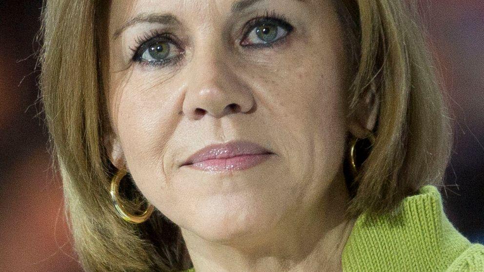 La ex ministra del PP, María Dolores de Cospedal