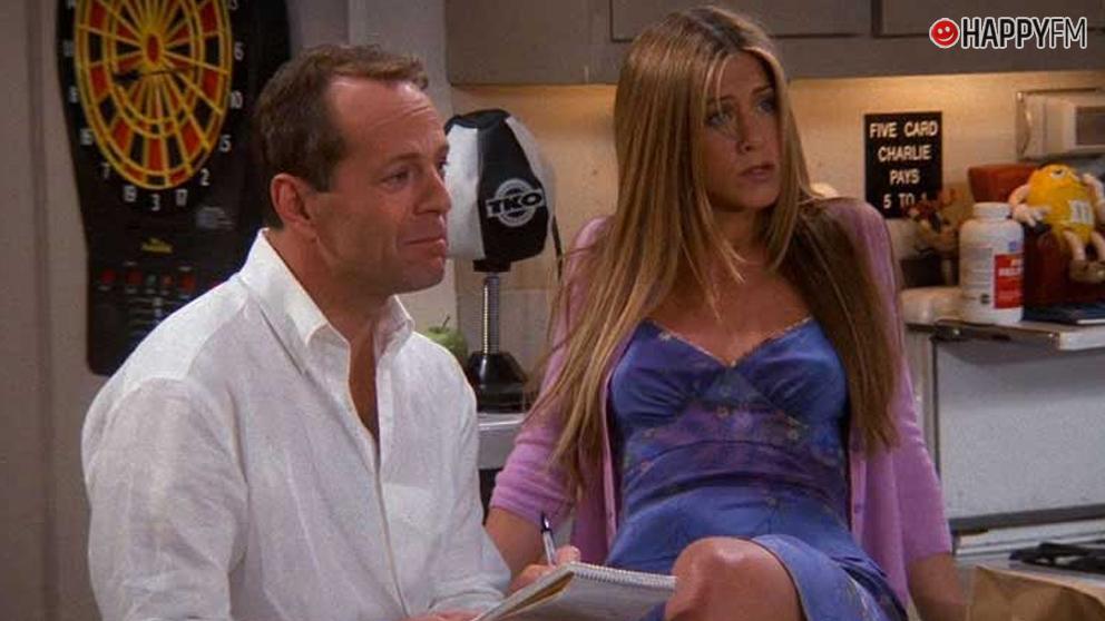 Bruce Willis apareció en un capítulo de Friends por un motivo de lo más curioso