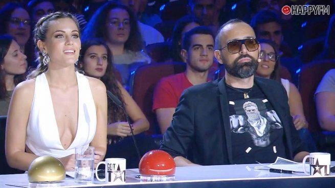 'Got Talent': Risto Mejide y el zasca a Dani Martínez por Edurne que ha impactado