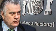 Luis Bárcenas y la Audiencia Nacional.