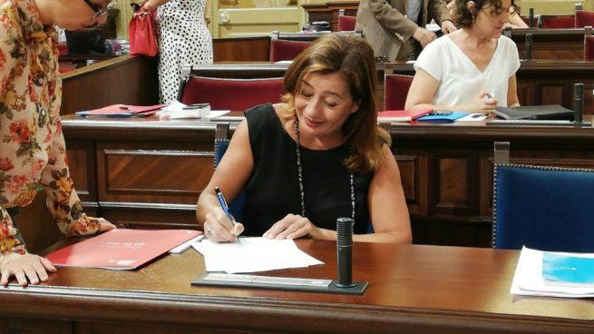Francina Armengol Baleares