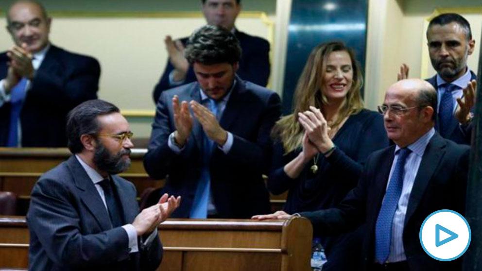 Ignacio Gil Lázaro, el ex del PP azote de Rubalcaba por el 'chivatazo' a ETA, vicepresidente del Congreso con Vox