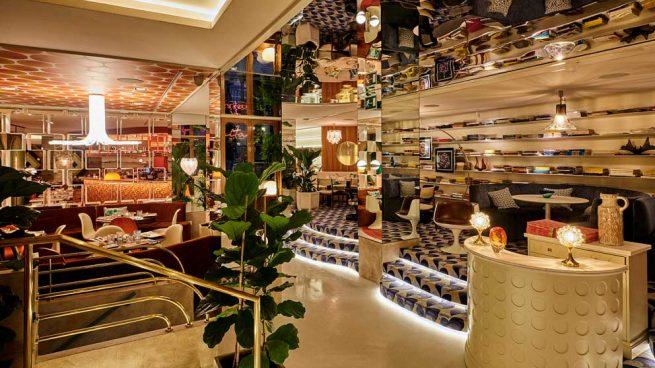 Le Club Sushita, el nuevo local del Grupo Sushita en Madrid, que reúne lo mejor de los años 70 y la gastronomía japo-fusión.