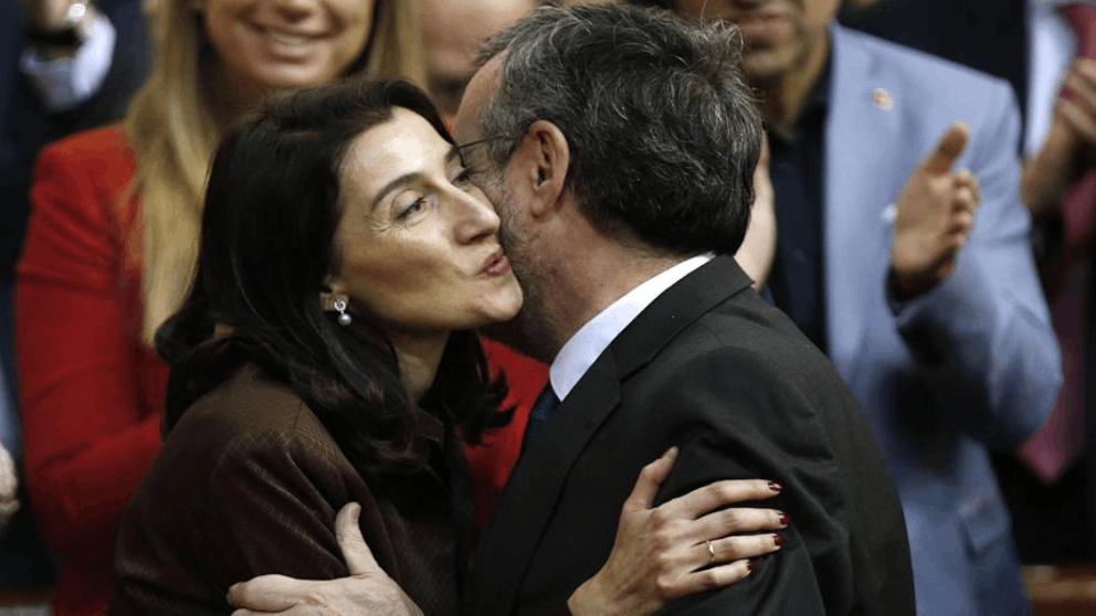 Pilar Llop, ministra de Justicia (FOTO: EFE)