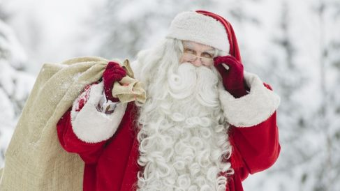 Por qué Papá Noel viste de rojo