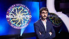 Juanra Bonet presentará '¿Quién quiere ser millonario?'
