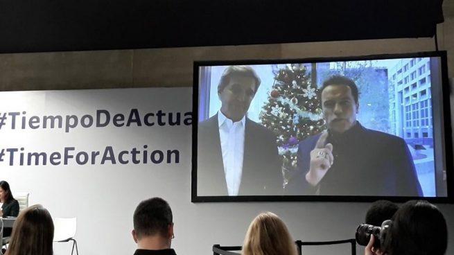 Schwarzenegger aparece por vídeo en la Cumbre del Clima animando a ser «terminators de la contaminación»