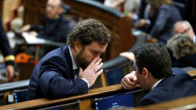 García Egea responsabiliza a Vox de que en vez de Ciudadanos haya un «aliado de Colau» en la Mesa