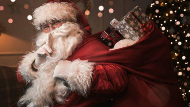 Cómo hacer una llamada a Papá Noel