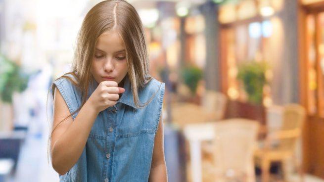 Dificultad para respirar en niños