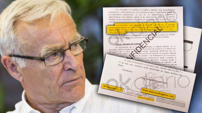 Ribó miente: los contratos municipales prueban que el despacho de su cuñado asesoraba a la EMT