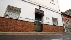 Imagen de la vivienda del detenido por la desaparición de Marta Calvo en Manuel. Foto EFE