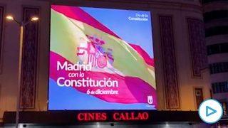 almeida villacis bandera constitucion españa