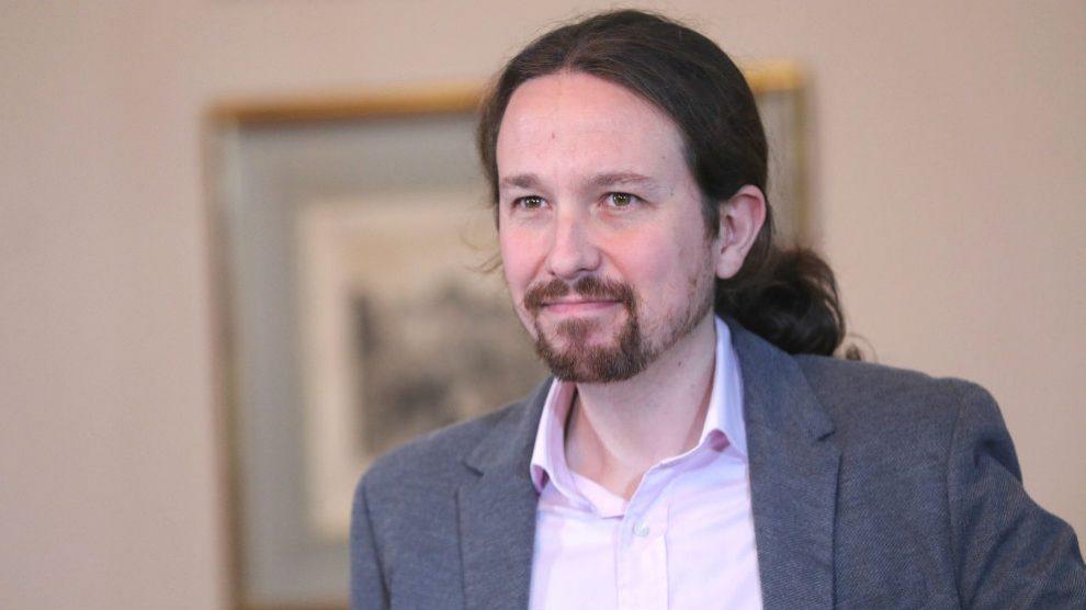 Pablo Iglesias, secretario general de Podemos. (Foto: Europa Press)