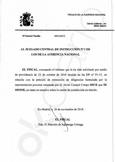 El juez que instruye el Dieselgate no llama a declarar a los directivos españoles pese a la exclusiva de OKDIARIO