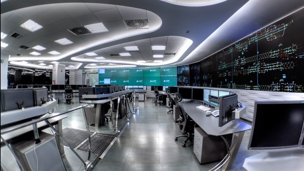 Centro de Control AVE Atocha @Indra