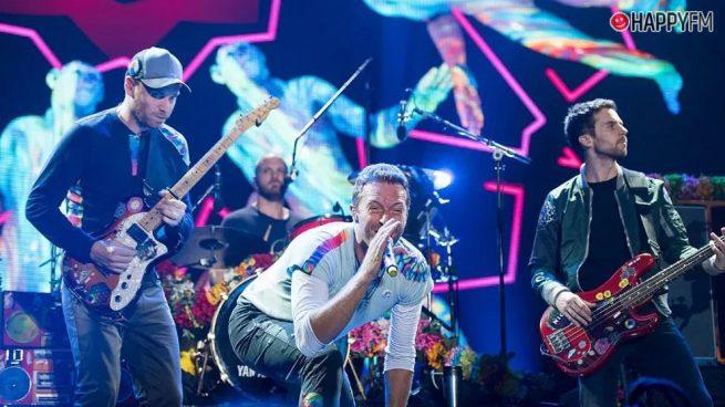 Coldplay consigue superar a Robbie Williams en un récord histórico